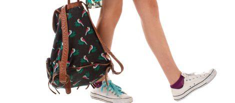 Las mochilas ya no serán sinónimos de looks deportivos, sino que también servirá para ir arreglada