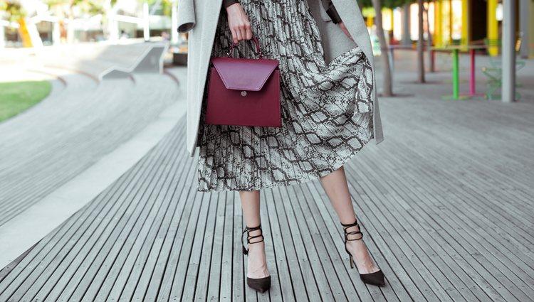 Un look perfecto se puede conseguir con complementos adecuados