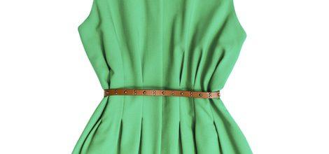 Vestido Green Flash