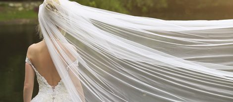 El velo de novia se puede elegir por muchos factores