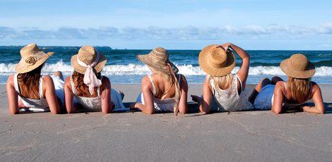 El sombrero es uno de los complementos imprescindibles del verano