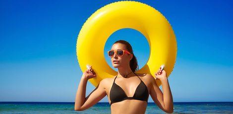Escoger los mejores looks para ir a la playa es importante