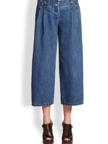 Culottes Denim de Michael Kors