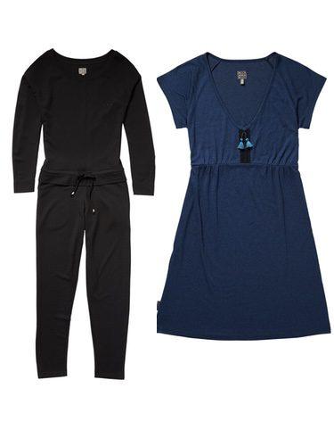 Mono y vestido de mujer de la nueva colección 'Soulwear'
