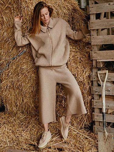Natasa Vojnovic en la campaña eco-friendly de Stella McCartney