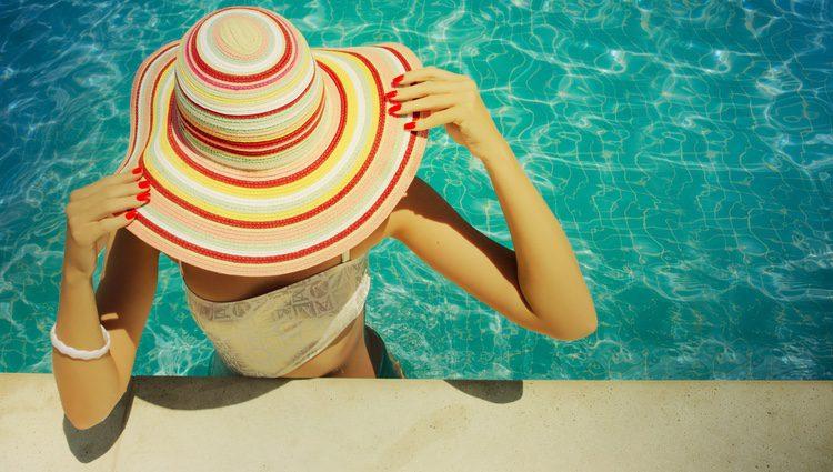 La piscina es el mejor sustituto del mar para refrescarnos
