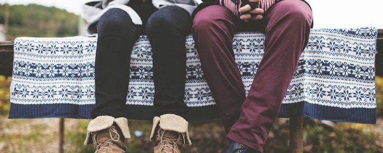 No hay que vestir totalmente de invierno en la época de entretiempo