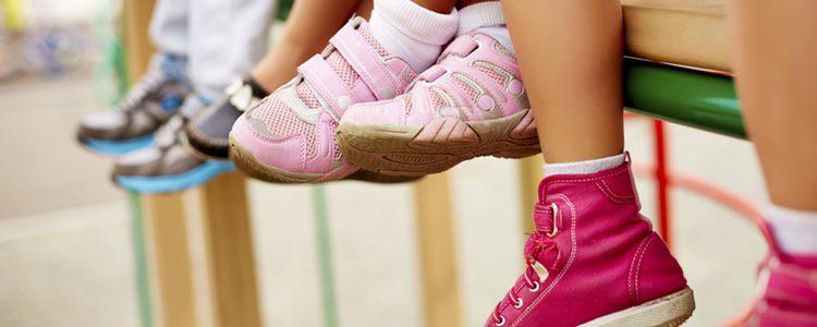 La calidad de los zapatos es muy importante para el pie de tus hijos