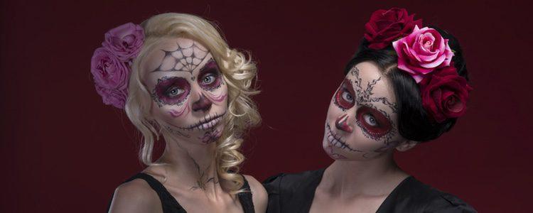 El disfraz de la muerte mexicana siempre está a la moda