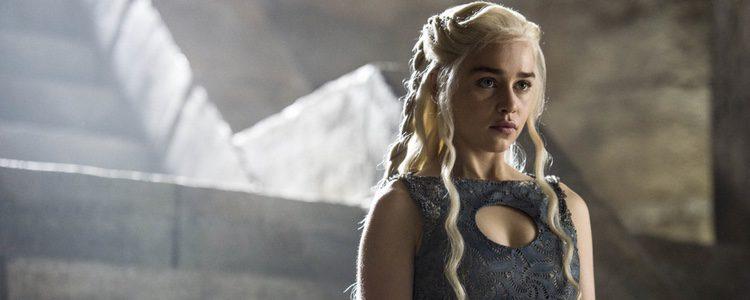 Daenerys, de 'Juego de Tronos'