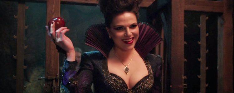 El disfraz de Reina Malvada de 'Érase una vez' es todo un acierto