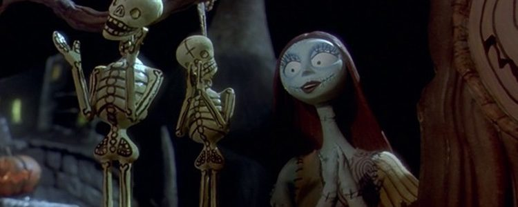 Sally, de 'Pesadilla antes de Navidad'