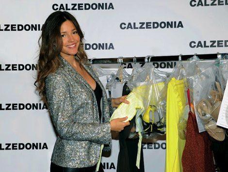 Malena Costa es la nueva embajadora de Calzedonia