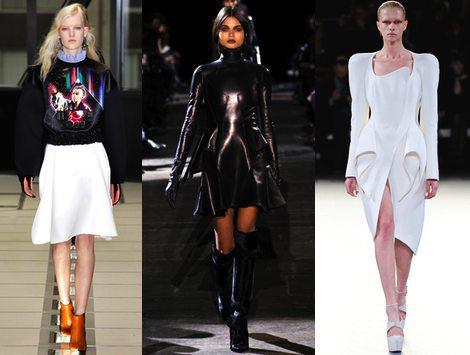 Desde sudaderas Sci-fi hasta vestidos lady: las tendencias que han desfilado por la París Fashion Week