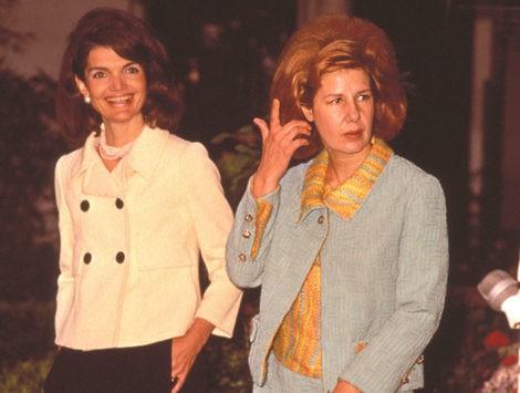 Jackie Kennedy y su falso Chanel, según Karl Lagerfeld