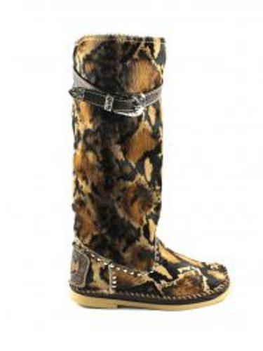 Existen botas indias de muchos estilos