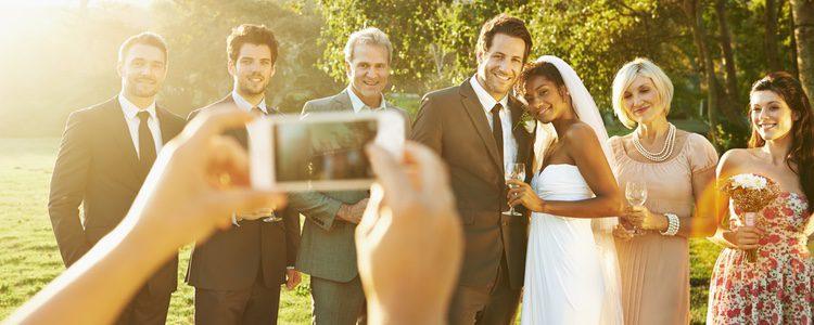 Escoge un vestuario apropiado para las bodas de maana en invierno