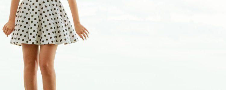 Puedes optar por una falda con vuelo