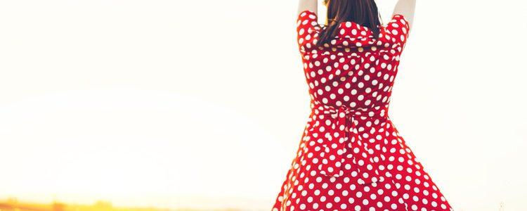 El vestido es la opción más arriesgada