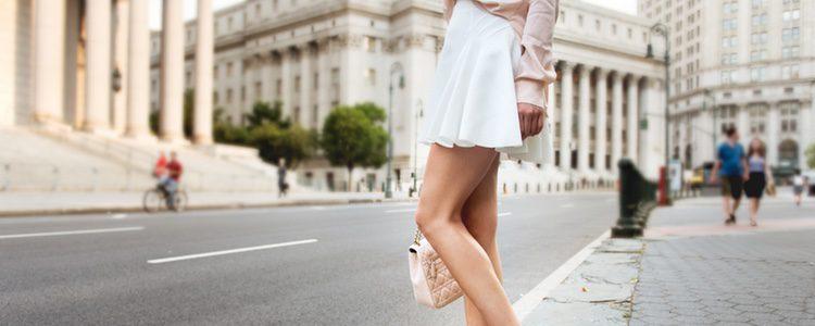 Existen diferentes tipos de largos y clases de minifaldas