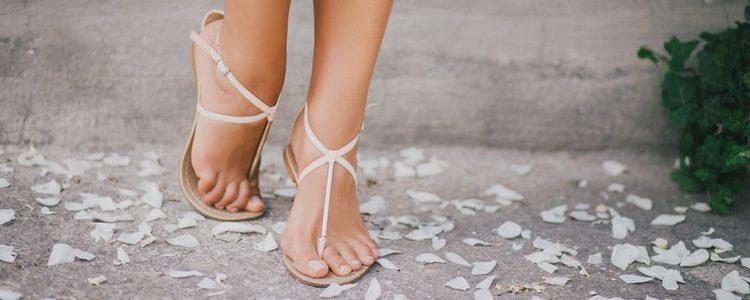 No todas las sandalias son adecuadas para nuestros pies