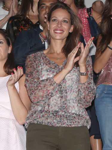 Eva González en la Goyesca de 2016
