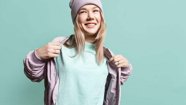 Debes saber conjugar la ropa con la que te sientas cómoda y aquella que no desentone