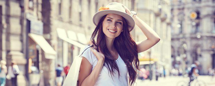 Frente al calor, un complemente como el sombrero puede aliviarte