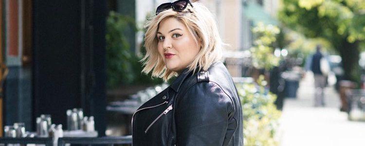 Nicolette Mason es todo un referente en la moda curvy