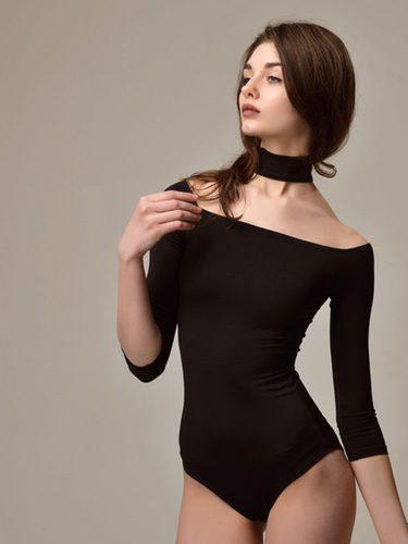 Los bodies son una prenda lencera de lo más favorecedora y sexy