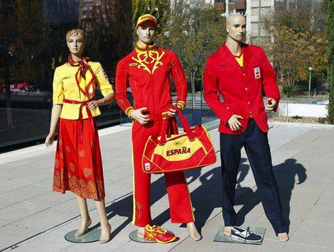 equipación española