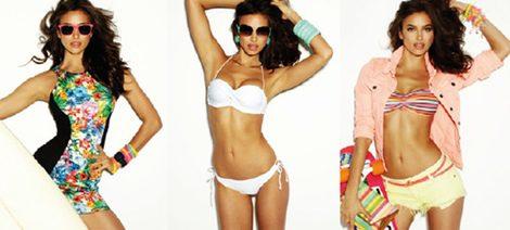 Irina Shayk para Blanco