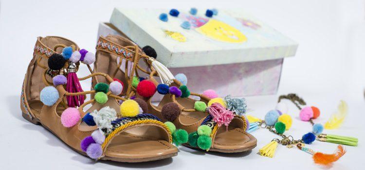 Deberás evitar todas aquellas sandalias que vayan anudadas a los tobillo