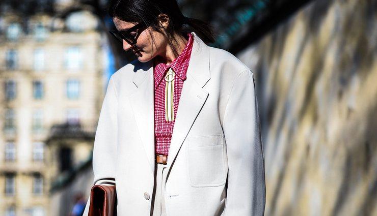 Las blazers blancas son las más elegantes