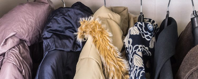Los abrigos de plumas largos o tres cuartos son los que más estilizan