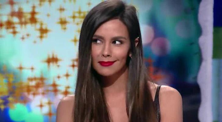 Cristina Pedroche, en 'Zapeando'