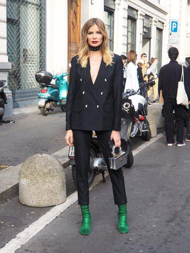 5f5bc4587 Cómo vestirse para parecer más delgada - Bekia Moda
