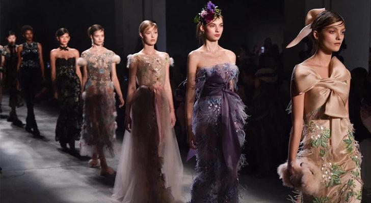 Uno de los desfiles de New Yor Fashion Week 2017