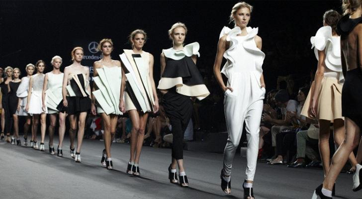 Uno de los desfiles de Mercedes Benz Fashion Week 2017