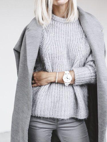 De abrigo opta por una gabardina o uno de paño