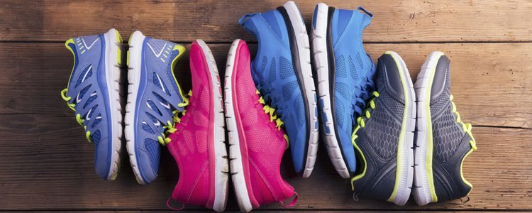 Las zapatillas son lo más importante porque ayudan a prevenir lesiones