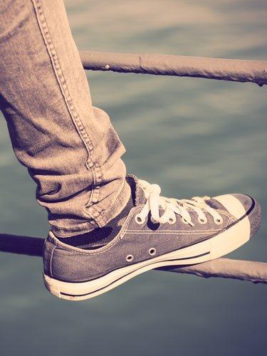 Una elección errónea a la hora de escoger las zapatillas deportivas puede provocar lesiones