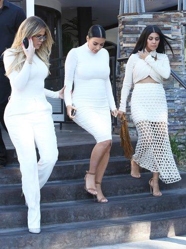 Las hermanas Kardashian cierran sus tiendas de ropa Dash