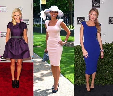 Las celebrities se visten de Victoria Beckham