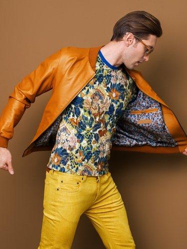 Los estampados también han triunfado en la moda masculina