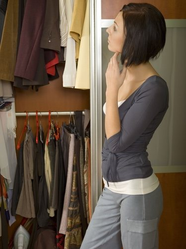 </p><p>Los pantalones ajustados no favorecen a este tipo de cuerpo