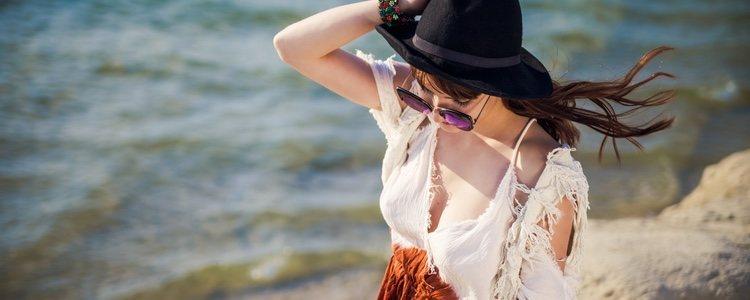 El estilo boho-chic es ideal para el verano