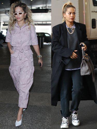 Street Style de Rita Ora