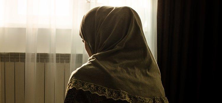 La hiyab es la prenda que se ponen las niñas de religión islámica