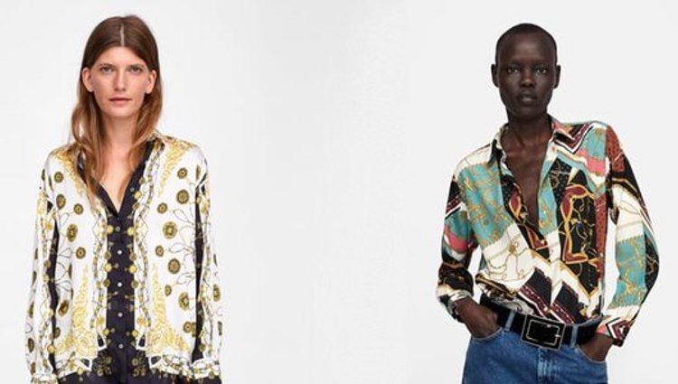 Son prendas que por si solas cobran todo el protagonismo / Fotos: Zara